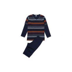 Piżama męska w paski. Czarne piżamy męskie TXM, m, w paski. Za 54,99 zł.