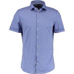 Koszule męskie na spinki: Seidensticker SPREAD KENT PATCH SLIM FIT Koszula hellblau