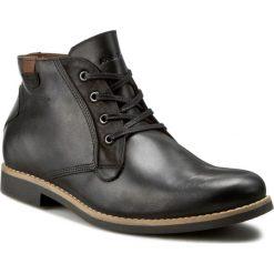 Kozaki KRISBUT - 6331A-7-7 Czarny. Czarne buty zimowe męskie marki House. W wyprzedaży za 249,00 zł.