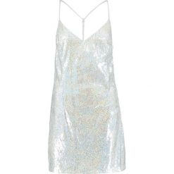 Sukienki hiszpanki: Missguided B&&B HOLOGRAPHIC SEQUIN  Sukienka koktajlowa silver
