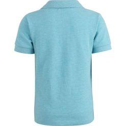 Polo Ralph Lauren CUSTOM TOPS Koszulka polo beach aqua heather. Niebieskie t-shirty chłopięce Polo Ralph Lauren, z bawełny. Za 149,00 zł.