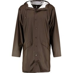 Parki męskie: Rains LONG JACKET Parka brown