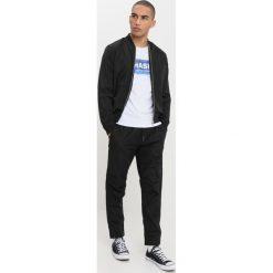 Spodnie męskie: Maharishi DRAGON TRACK  Spodnie materiałowe black
