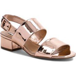 Sandały damskie: Sandały STEVE MADDEN – Sari Sandal 91000952-07004-15002  Rose Gold