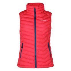 Kamizelki damskie: Columbia Kamizelka Damska Powder Lite Vest Punch Pink Xs