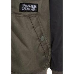 Rip Curl Kurtka zimowa charcoal. Zielone kurtki chłopięce zimowe marki Rip Curl, z bawełny. W wyprzedaży za 407,20 zł.