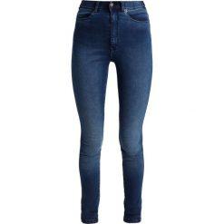 Boyfriendy damskie: Dr.Denim Tall MOXY Jeans Skinny Fit blue used