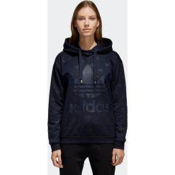 Bluza adidas Originals Trefoil Hoodie (CD6919). Czarne bluzy damskie marki Alpha Industries, z materiału. Za 153,99 zł.