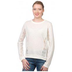 Pepe Jeans T-Shirt Damski Diana S Kremowy. Białe t-shirty damskie marki Pepe Jeans, s, z jeansu. W wyprzedaży za 149,00 zł.