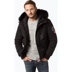 Superdry - Kurtka męska, czarny. Czarne kurtki męskie bomber Superdry, l, z futra. Za 749,95 zł.