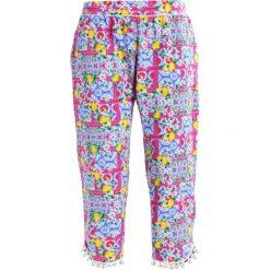 Piżamy damskie: Short Stories EASY PEASY LEMON SQUEEZY Spodnie od piżamy raspberry rose