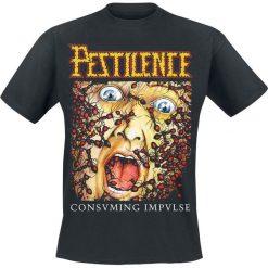 Pestilence Consuming impulse T-Shirt czarny. Czarne t-shirty męskie Pestilence, l. Za 74,90 zł.