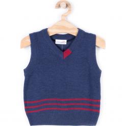 Sweter. Szare swetry chłopięce REBELS, z bawełny. Za 39,90 zł.