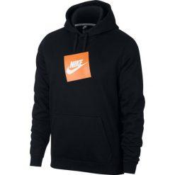Bluza Nike NSW HBR Hoodie Fleece (928719-010). Czarne bluzy męskie Nike, m, z bawełny. Za 191,99 zł.