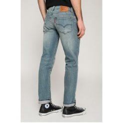 Levi's - Jeansy 511. Brązowe jeansy męskie slim marki Levi's®, z bawełny. Za 399,90 zł.