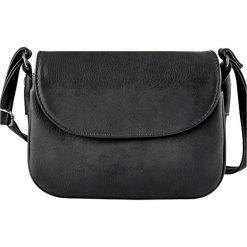 Torebki klasyczne damskie: Mała torebka na ramię basic bonprix czarny