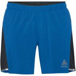 Odlo Spodenki rowerowe męskie 2-in-1 Shorts Zeroweight Ceramicool r. M (321892). Niebieskie odzież rowerowa męska marki Odlo. Za 222,93 zł.