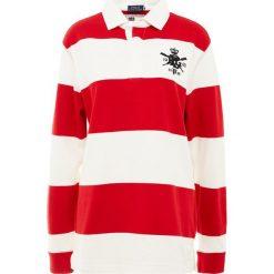 Bluzki damskie: Polo Ralph Lauren VINTAGE Koszulka polo red/deckwa