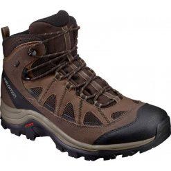 Buty trekkingowe męskie: Salomon Buty męskie Authentic LTR GTX Black Coffee/Chocolate Brown r. 42 2/3 (394668)