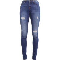 KIOMI Jeans Skinny Fit blue. Niebieskie boyfriendy damskie KIOMI. W wyprzedaży za 146,30 zł.