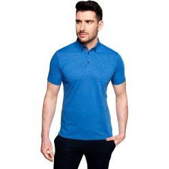 Koszulki polo: koszulka polo becker niebieski