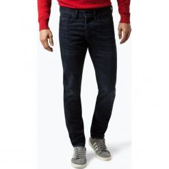 BOSS Casual - Jeansy męskie – 040 Taber, niebieski. Niebieskie jeansy męskie z dziurami BOSS Casual. Za 499,95 zł.