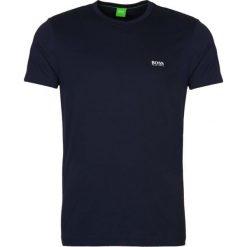 T-shirty męskie: BOSS Green REGULAR FIT Tshirt basic navy