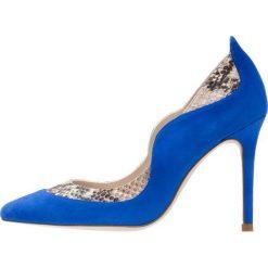 Szpilki: Karen Millen COURT Szpilki blue