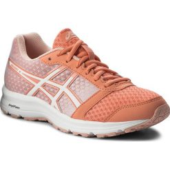 Buty ASICS - Patriot 9 T873N  Begonia Pink/White/Seashell Pink 0601. Brązowe buty do biegania damskie marki Asics, z gumy. W wyprzedaży za 189,00 zł.