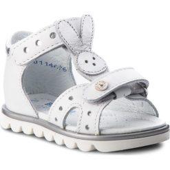 Sandały dziewczęce: Sandały BARTEK – 31491/1KI Biały
