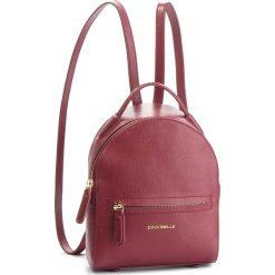 Plecak COCCINELLE - CF5 Clementine E1 CF5 54 01 01 Grape R04. Czerwone plecaki damskie Coccinelle, ze skóry. Za 1149,90 zł.