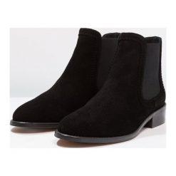 Zign Ankle boot black. Czarne botki damskie skórzane marki Zign. Za 459,00 zł.
