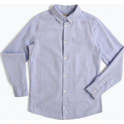 Review - Koszula chłopięca, niebieski. Niebieskie koszule chłopięce Review. Za 89,95 zł.