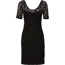 Sukienki: Sukienka koronkowa bonprix czarny