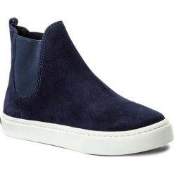 Sztyblety SERGIO BARDI - Arcola FW127275317KD 807. Niebieskie buty zimowe damskie Sergio Bardi, z materiału. W wyprzedaży za 189,00 zł.