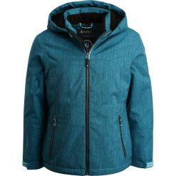 Killtec REANA Kurtka narciarska dunkelaqua. Niebieskie kurtki chłopięce KILLTEC, z materiału, narciarskie. W wyprzedaży za 231,20 zł.