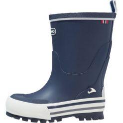 Viking JOLLY Kalosze navy. Niebieskie buty zimowe damskie Viking, z kauczuku. Za 159,00 zł.