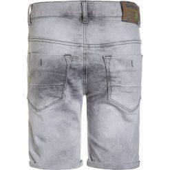 Blue Effect Szorty jeansowe light grey denim. Szare spodenki chłopięce marki Blue Effect, z bawełny. Za 169,00 zł.