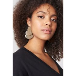 Kolczyki damskie: MANGO Kolczyki Harlem - Gold