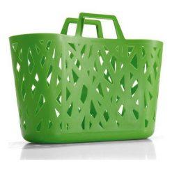 Torba Nestbasket Grass Green. Zielone torby plażowe marki Reisenthel. Za 69,00 zł.