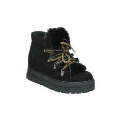 Śniegowce Coolway  OSLO. Czarne buty zimowe damskie Coolway. Za 263,79 zł.