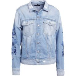 Bomberki damskie: 7 for all mankind BOYFRIEND Kurtka jeansowa vintage air light