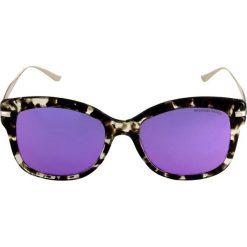 Okulary przeciwsłoneczne damskie: Michael Kors LIA Okulary przeciwsłoneczne snow leopard