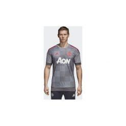 T-shirty męskie: T-shirty z krótkim rękawem adidas  Podstawowa koszulka przedmeczowa Manchesteru United