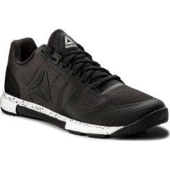 Buty Reebok - Speed Tr CN1014 Black/White/Silver. Szare buty do fitnessu damskie marki Reebok, z materiału. W wyprzedaży za 269,00 zł.
