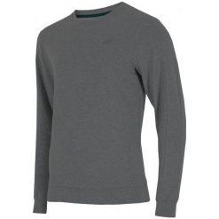 4F Męska Bluza H4Z17 blm001 Ciemny Szary Melanz M. Szare bluzy męskie rozpinane marki 4f, m, melanż. W wyprzedaży za 69,00 zł.