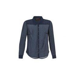 Koszule DDP  ILLICI. Niebieskie koszule nocne i halki marki QUECHUA, z elastanu. Za 209,30 zł.