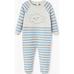 Śpiochy niemowlęce: Mango Kids – Pajacyk niemowlęcy 62-74 cm