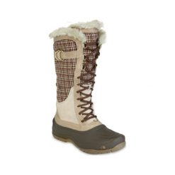 Buty trekkingowe damskie: Buty The North Face Shell Lace Luxe W (T0A1NF-U8C)