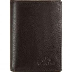Portfel 02-1-023-4. Czarne portfele damskie Wittchen. Za 299,00 zł.